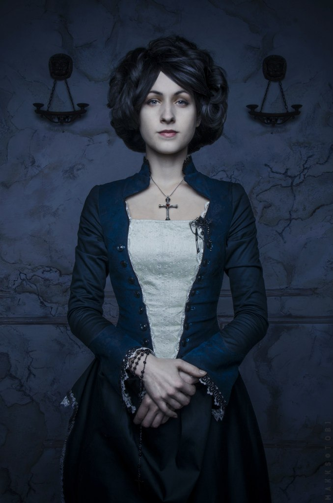 Victorian Lady by adelhaid