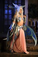 Aphrodite Armor - Saint Seiya (Sacred Saga) by adelhaid