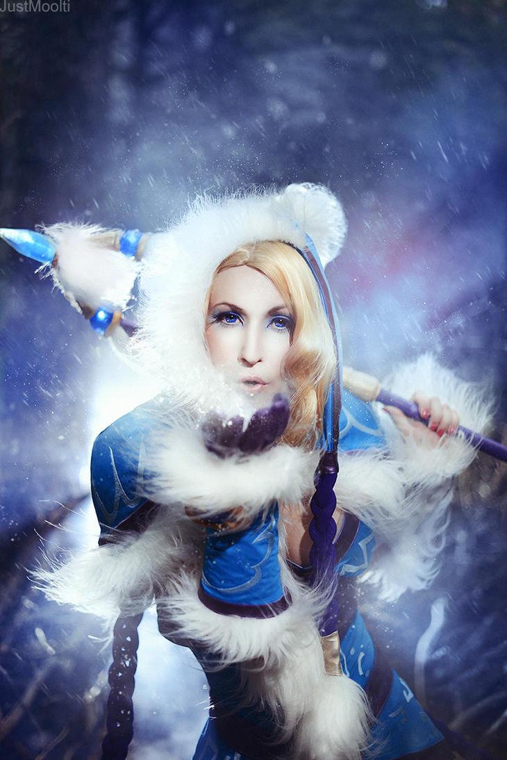 I'll freeze you fast! by adelhaid