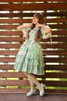 Mint Lolita by adelhaid