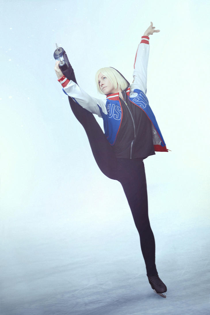 Yuri on Ice by adelhaid