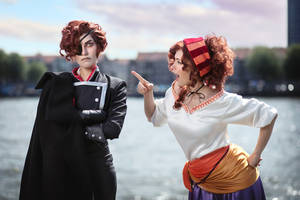 Ilya and Pasha - The Arcana Game