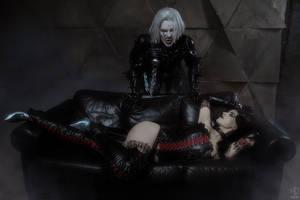 Requiem and Rebecca - Requiem Vampire Knight