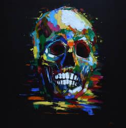 Color Skull II