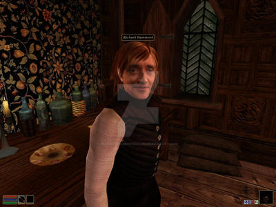 Sorry, No Cars in Morrowind by richardhammondclub