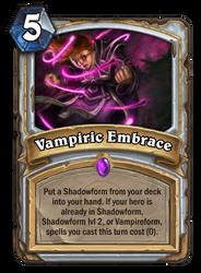 Vampiric Embrace