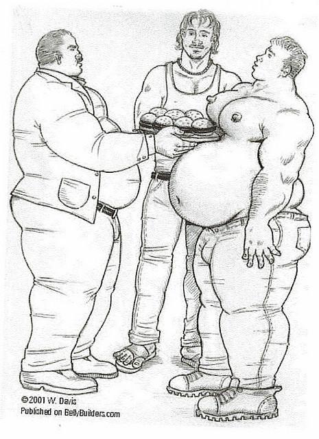 Burger King 3 by bigbellyboy1997