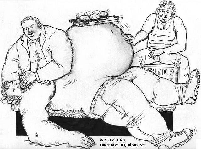 Burger king 6 by bigbellyboy1997