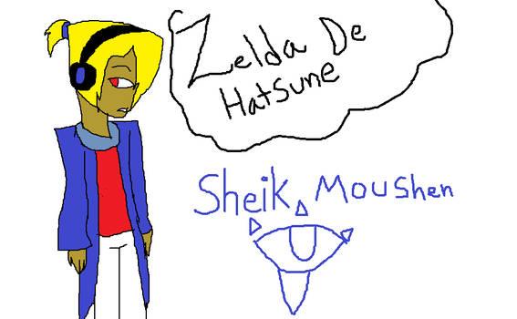 Sheik Moushen