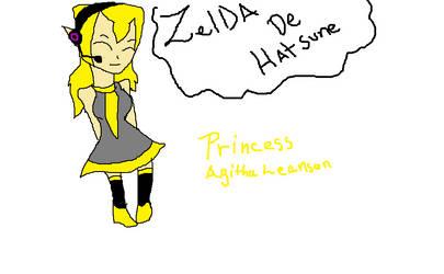 Princess Agitha Leanson
