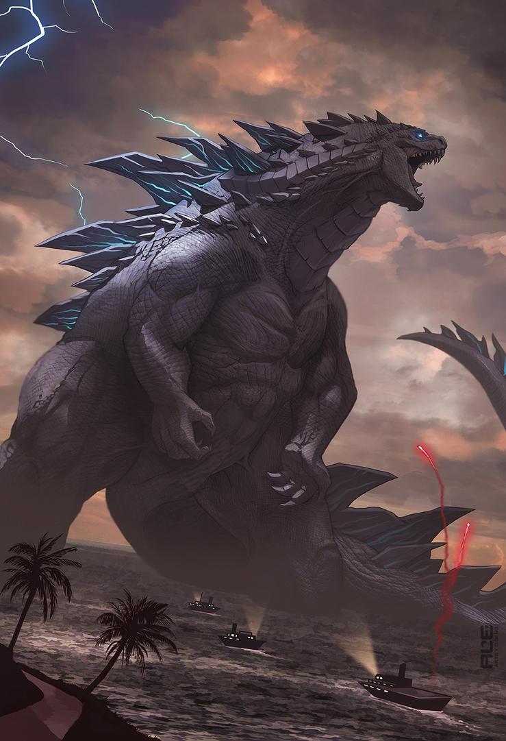 Mechagodzilla 2012 Godzilla by Dan...