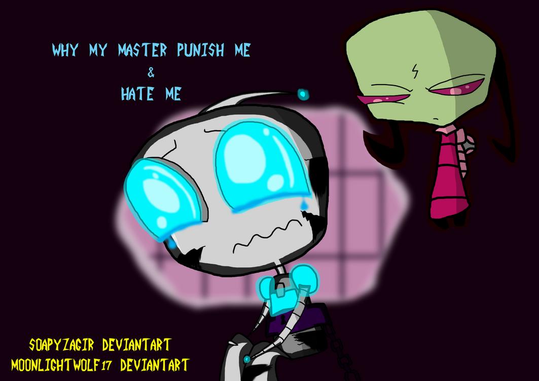 ZaGir Why My Master Punish Me by SoapyZaGir