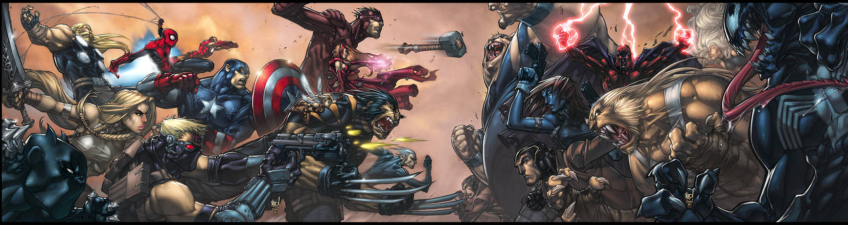 Ultimates Gatefold Cover