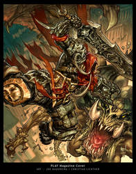 Darksiders Play Cover