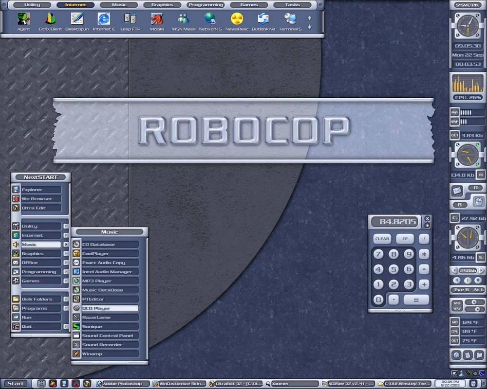 RoboCopSS