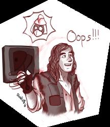 Oops! by Doodlz18