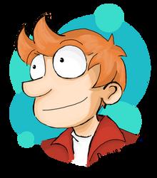 Just Fry by Doodlz18