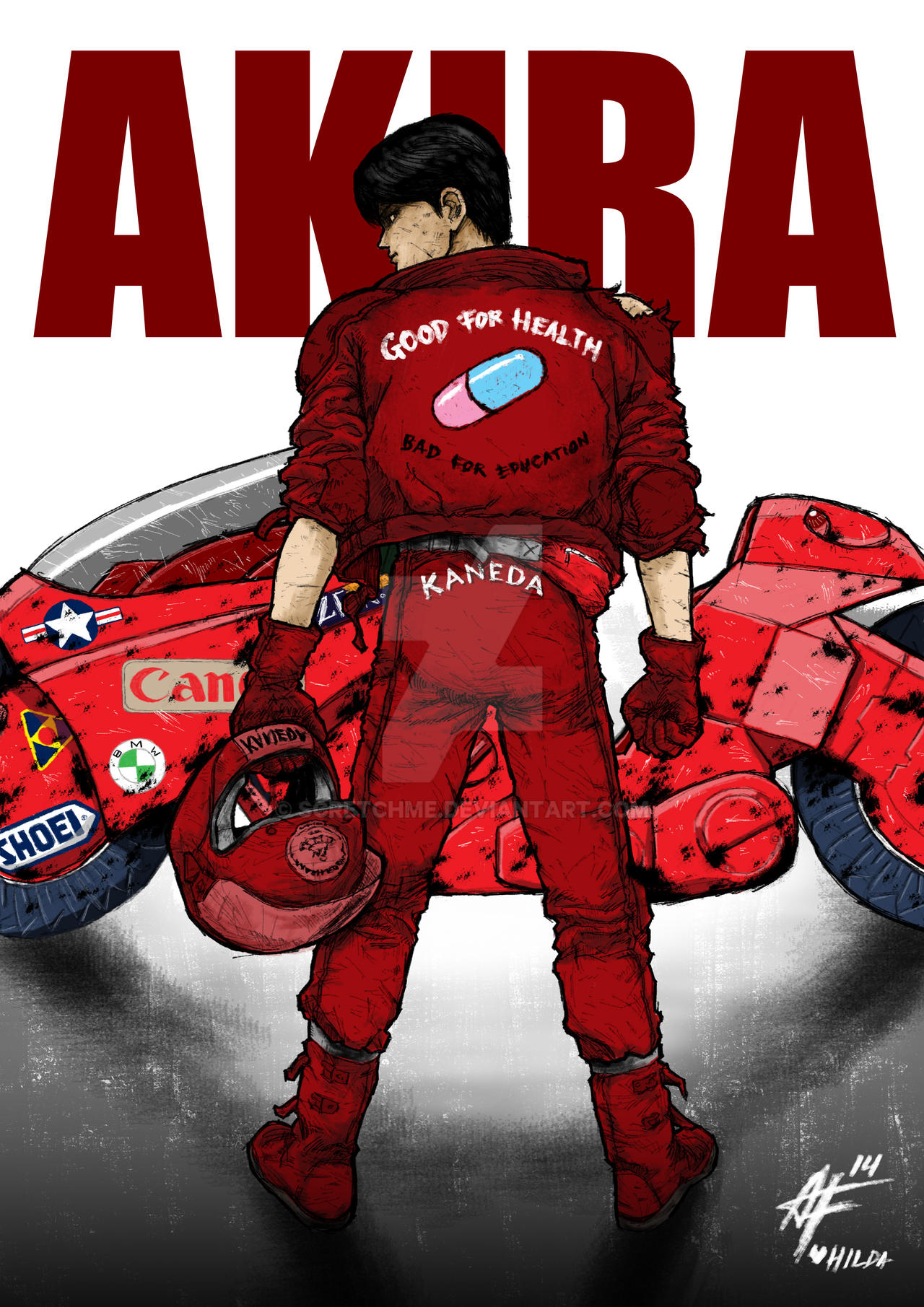 Image Result For Akira Animation Movie