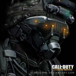 call of duty advanced warfare study by scretchme
