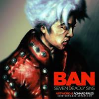 Ban, The Seven Deadly Sins