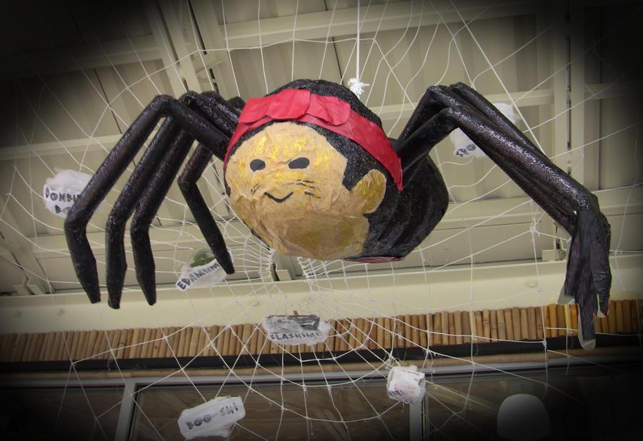Nico Nico Spider Boy Display by nadjadee