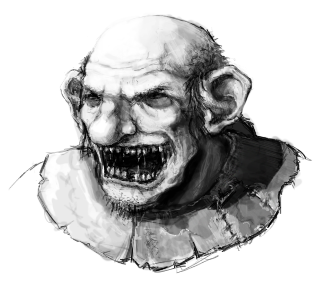 Marelore - Goblin by GoldenMech