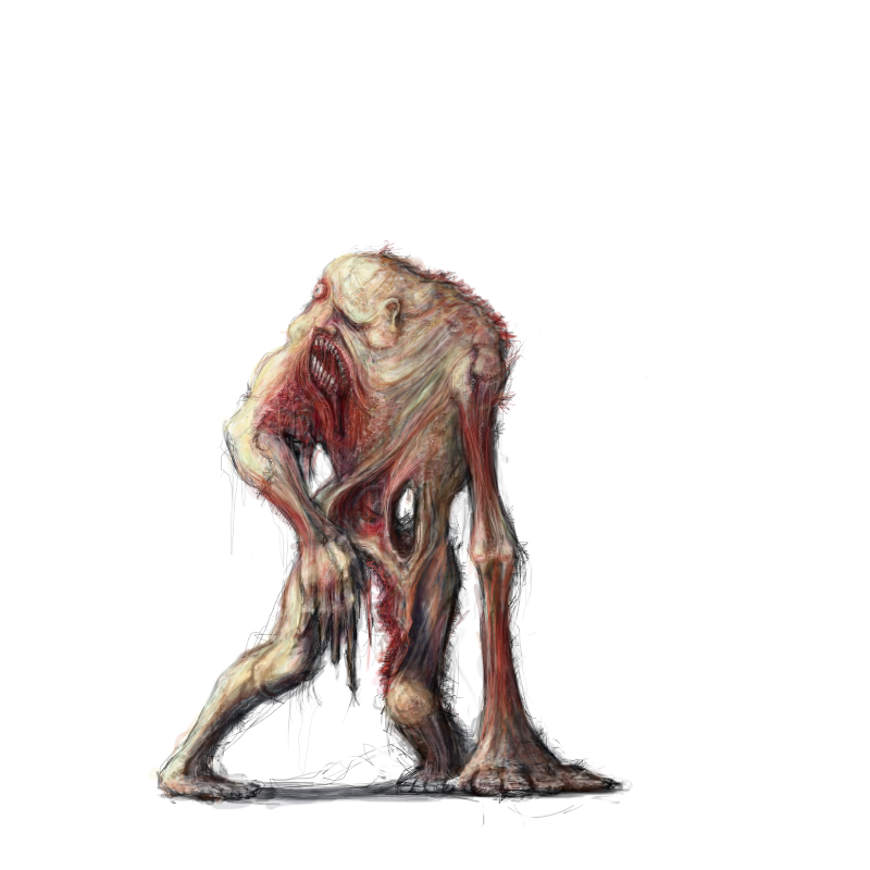 Official Game Concept Art Scp_610_infected_by_goldenmech-d5sw5wf