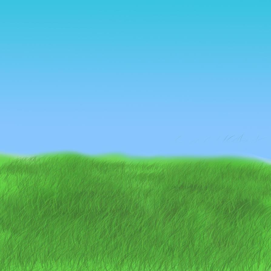 Grass Field by Rolfwolf on DeviantArt