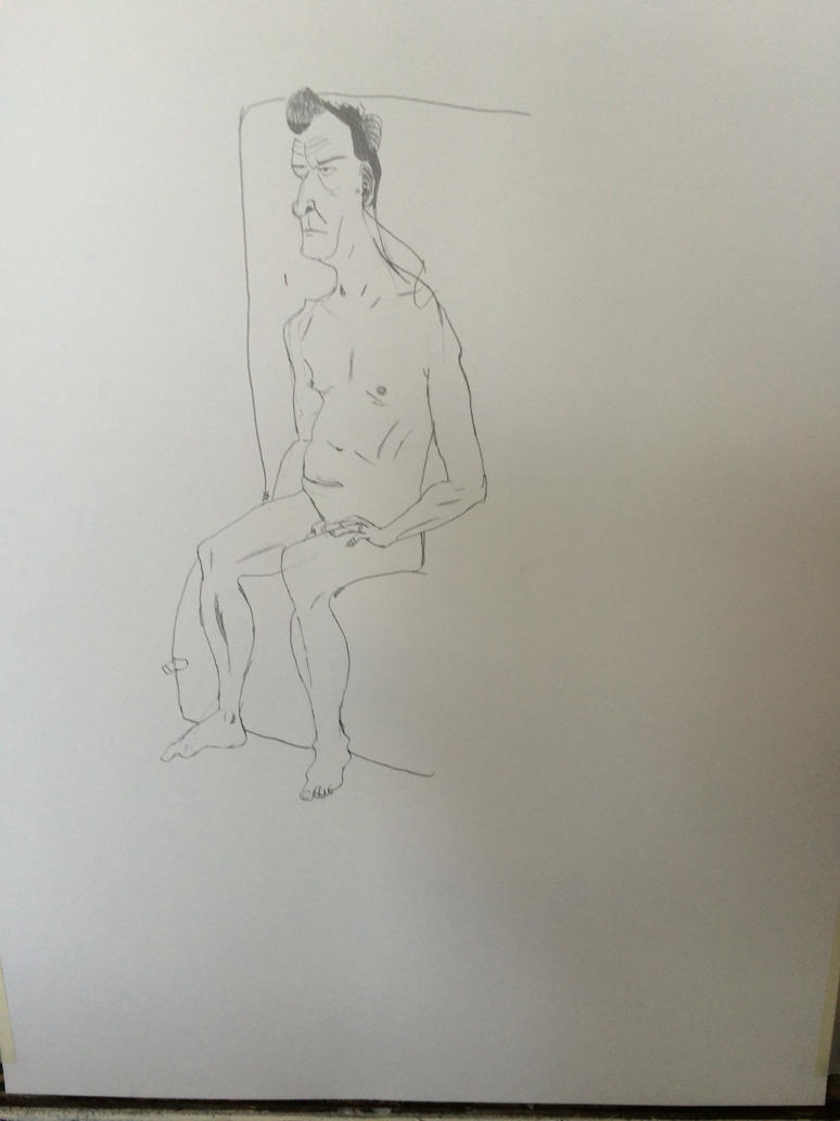 Life drawing by GHENGIZZ