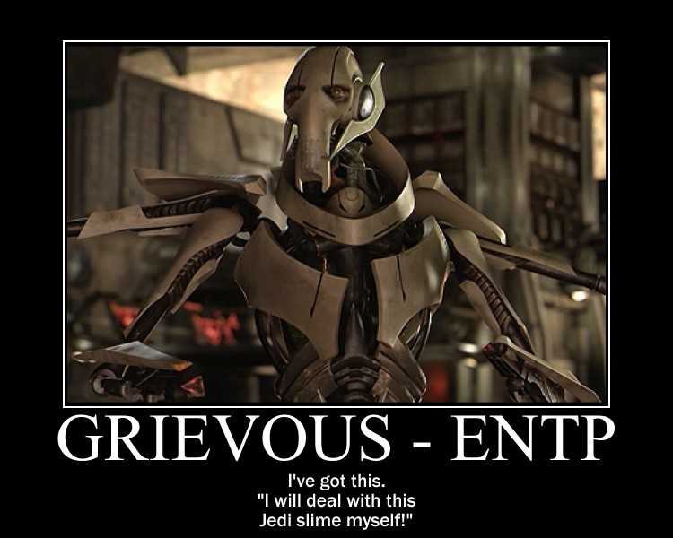 ENTP Grievous by Hman999 on DeviantArt