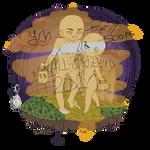Ych - Halloween Pixel Art [OPEN] by JibakureiYousei