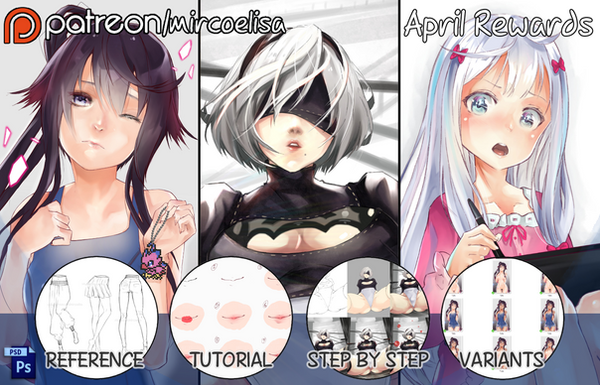April rewards summary by MircoGravina