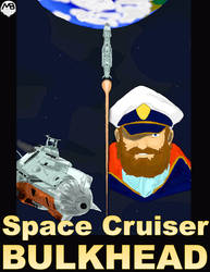 Comic Cover - Space Cruiser Bulkhead 01