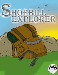 Comic Cover - Shoebill Explorer
