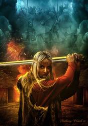 Daughters of Midgard: Sigrid Algizthora