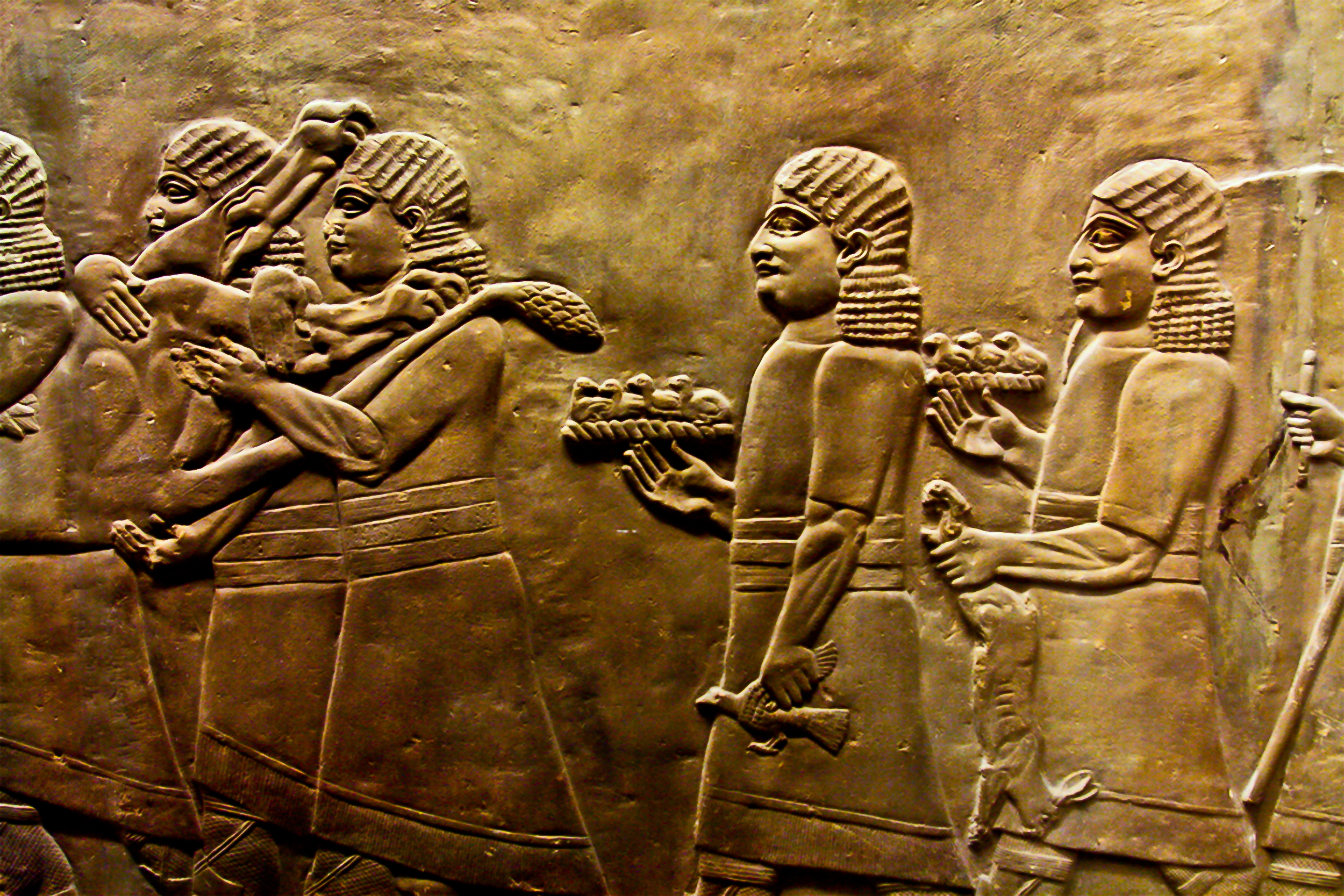Ancient Assyrian People | www.imgkid.com - The Image Kid ...