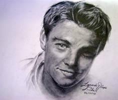 Leonardo Di Caprio by pikels2