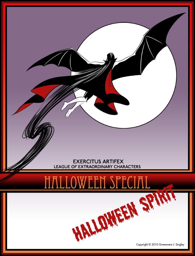 EALEC: Halloween Spirit-Title