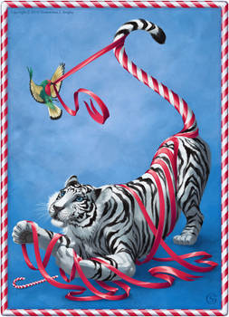 Candycane Tiger