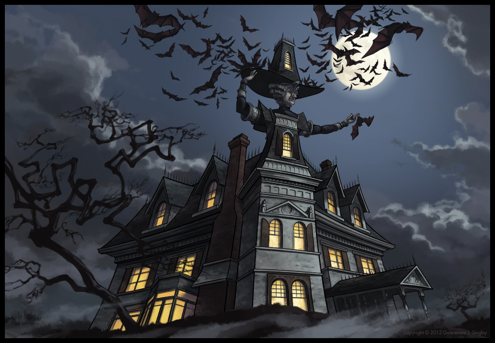 Queen Gwenevere: Bats in the Belfry by QueenGwenevere