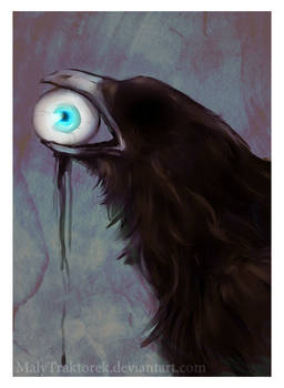 Blind Crow Can See You