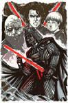 Dark Vader by brokenluk