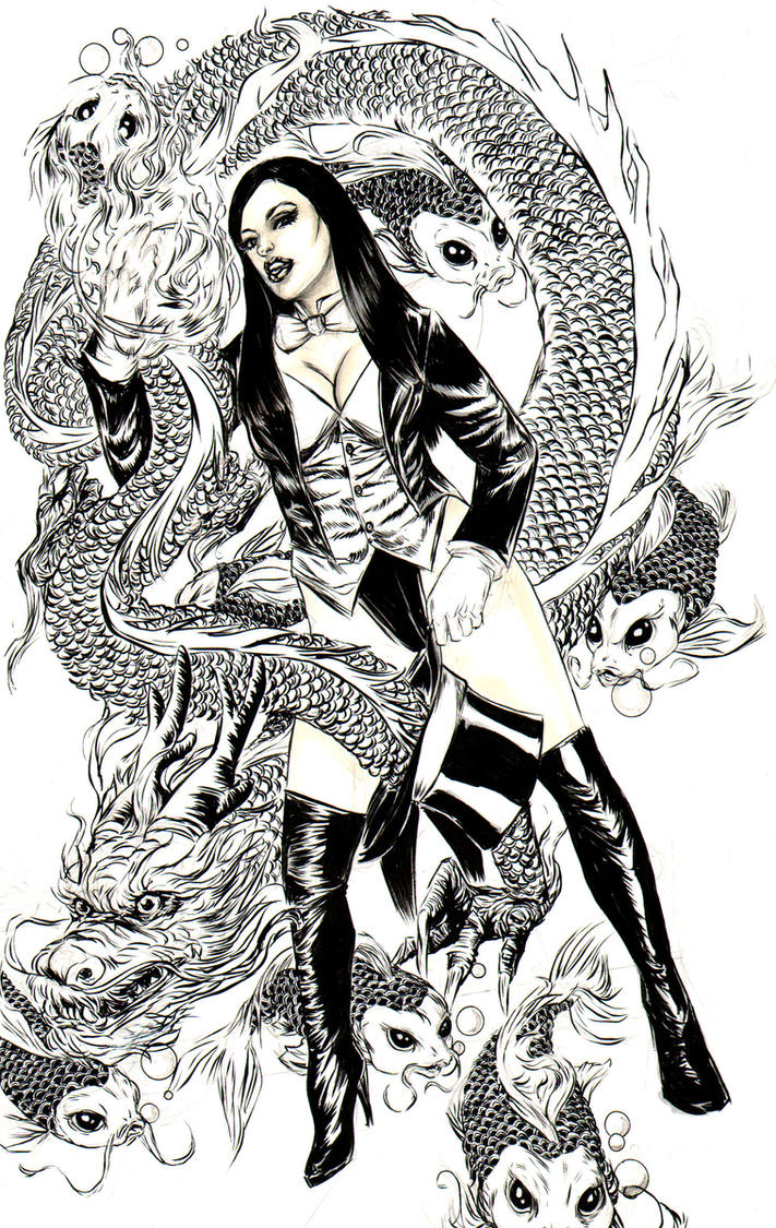 zatanna dc wallpaper - photo #38