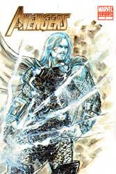 Thor by brokenluk