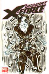 Domino by brokenluk