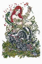 Poison Ivy by brokenluk