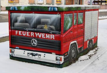 Powerstation Firetruck