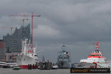 Hamburg Hafengeburtstag 2014 - 11