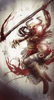 Neo-Tribal Warrior