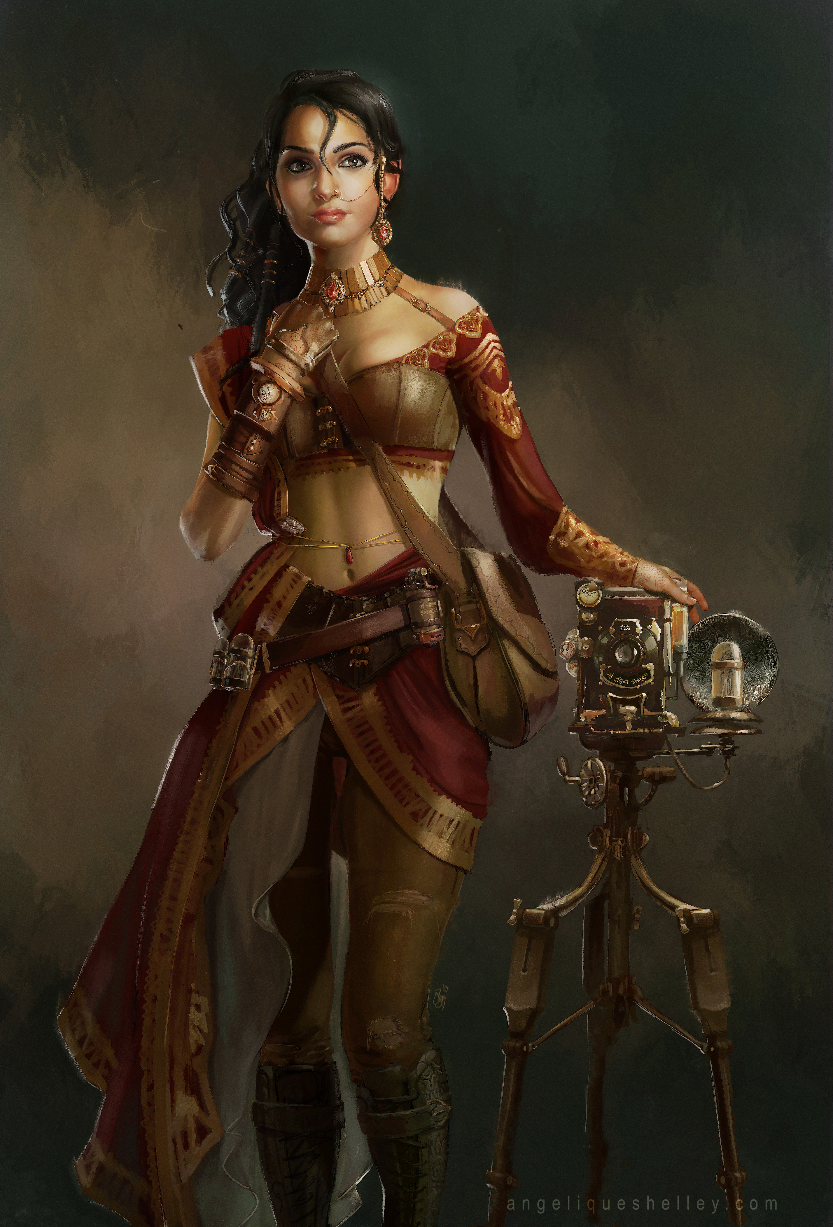 Female characters galleries 53